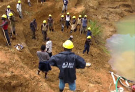 View of Gold mining1